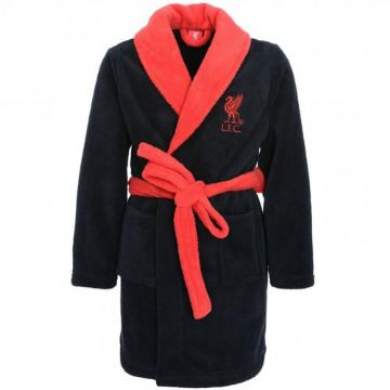 Liverpool FC Boy's Dressing Gown 6-8 Years